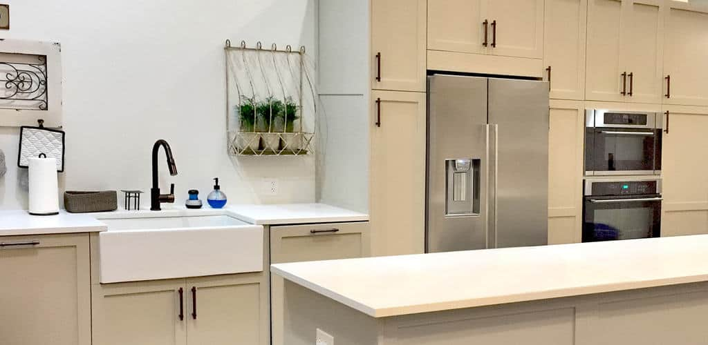 Kitchen Cabinet Components - Appliance Fillers