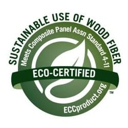 Eco Certified Composite Product